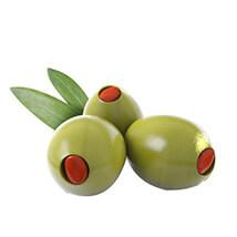 Azeitona Verde Recheada com Pimentão