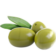 Azeitona Verde com Caroço